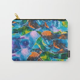 CRAYON LOVE : Freebird Carry-All Pouch