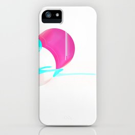 Shapes#2 iPhone Case