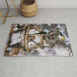 Dance Of Death Rug