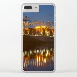 Mol Tradition. Clear iPhone Case