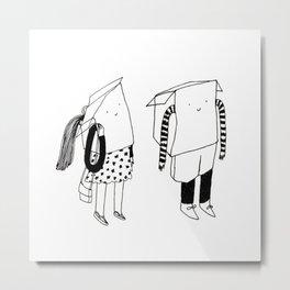 Love Box Metal Print