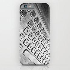Keyboard iPhone 6s Slim Case