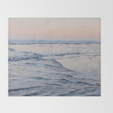 Pacific Dreaming Throw Blanket