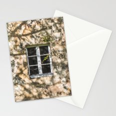 The window Stationery Cards