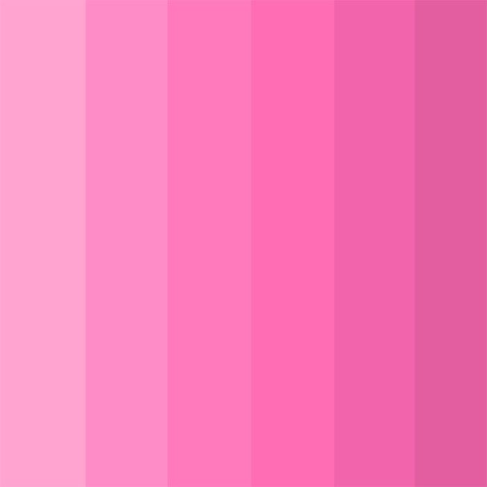Pink Ombré Duvet Cover