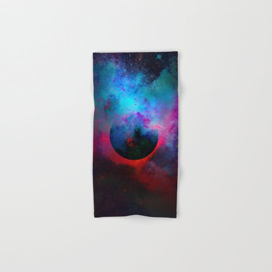 α Dark Aurigae Hand & Bath Towel