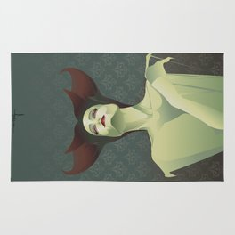 SLEEPING BANSHEE Rug