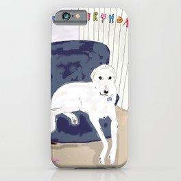 bday iPhone Case