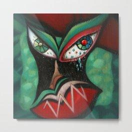 EMOTION(ROSE WOMAN) Metal Print