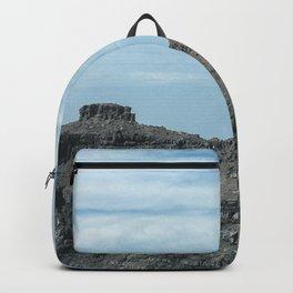 Santorini, Greece 16 Backpack