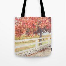 Autumn at the Orchard Tote Bag