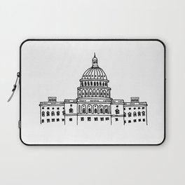 Around the World - Washington DC Laptop Sleeve
