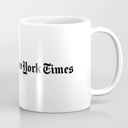 The Failing New York Times Coffee Mug
