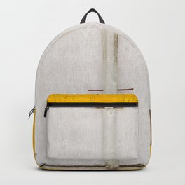 Northwest Cove ice building Backpack