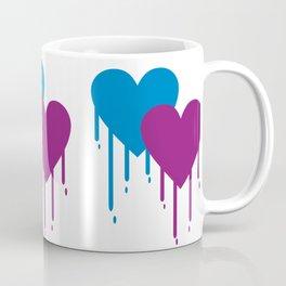 Melt Heart Coffee Mug