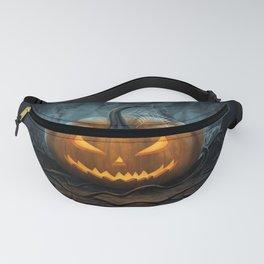 Halloween Pumpkin Fanny Pack