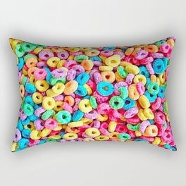 Froot Loops Rectangular Pillow