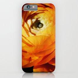 Introspective buttercup beauty iPhone Case
