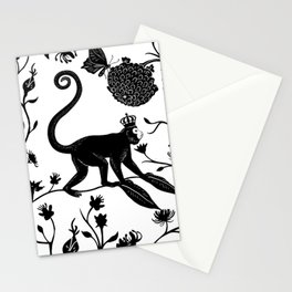 Singerie Stationery Cards