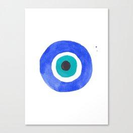 Evil Eye III Canvas Print