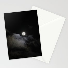 Super Moon Stationery Cards