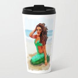 MerMay a day on the beach Travel Mug