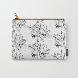 Oak pattern Carry-All Pouch