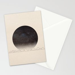 Spacescape Variant Stationery Cards