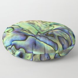Sea Shell Texture Floor Pillow