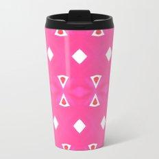 Geo Triangle 2 Travel Mug