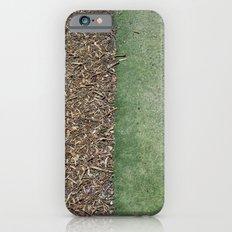 Grass and Mulch iPhone 6s Slim Case