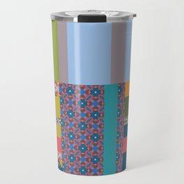 All about pattern Travel Mug