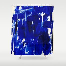 KOBALT Shower Curtain