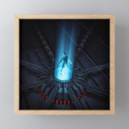 Portal Framed Mini Art Print