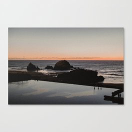 sutro baths Canvas Print