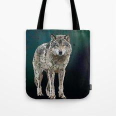 WOLF: THE SILVER HUNTER Tote Bag