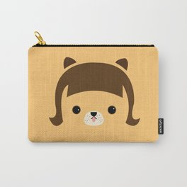 Hello my name is CHAO  Carry-All Pouch