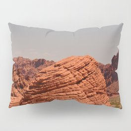 Red Valley Pillow Sham