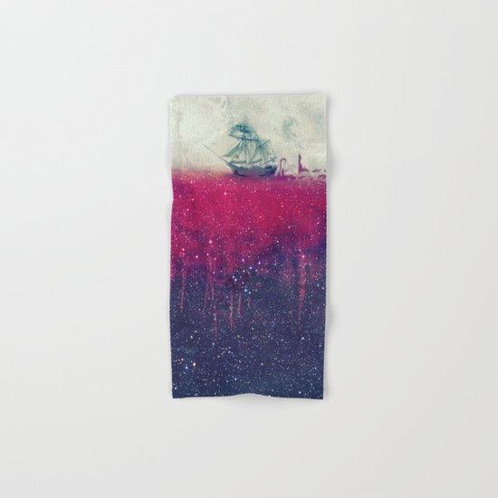 Sailing in dreams II Hand & Bath Towel