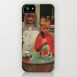Gramma Soup iPhone Case
