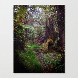 Hawaiian Hideaway Canvas Print