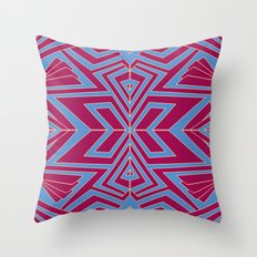 Marajoara | Brazilian culture Throw Pillow