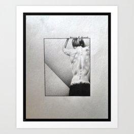 Afterward Art Print