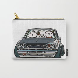 Crazy Car Art 0157 Carry-All Pouch