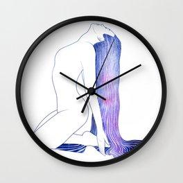 Nereid LV Wall Clock
