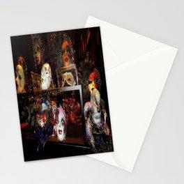 Mardi Gras Madness Stationery Cards