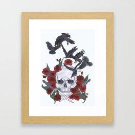 66 Framed Art Print