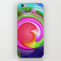 """agate iPhone & iPod Skins featuring """" Agate """"  by shiva camille"""