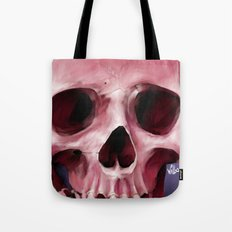 Skull 8 Tote Bag