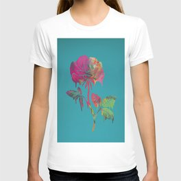 Melted rose T-shirt
